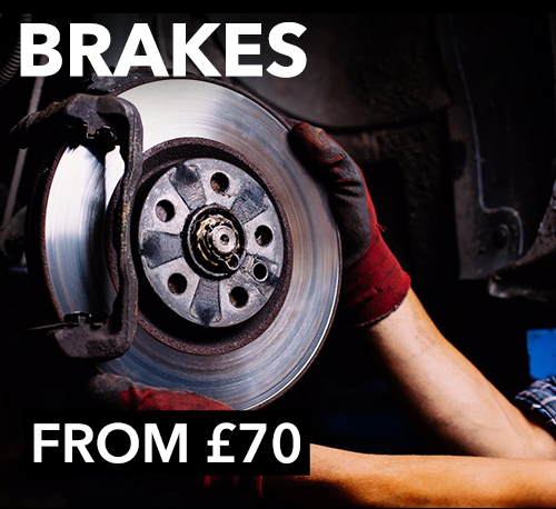 Lambeth Motors Brake Replacement