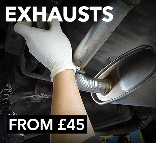 Lambeth Motors Exhausts