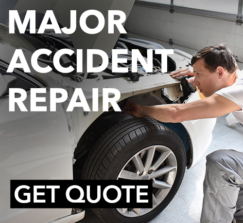 Major Accident Repair